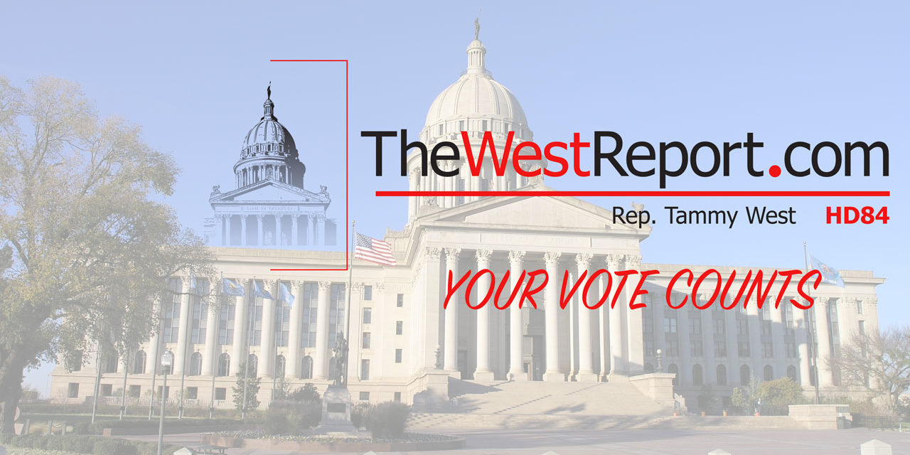 Rep. West on Your Vote Counts – February 2, 2020