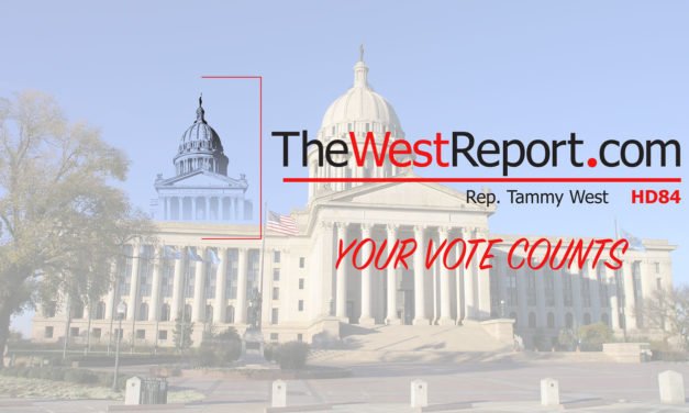 Rep. West on Your Vote Counts – January 2018