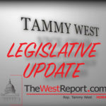 Rep. Tammy West Comments on Textbook Adoption Bill