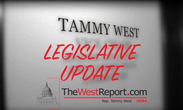 Rep. Tammy West Passes Trio of Bills Aimed at Improving Lives of Oklahomans